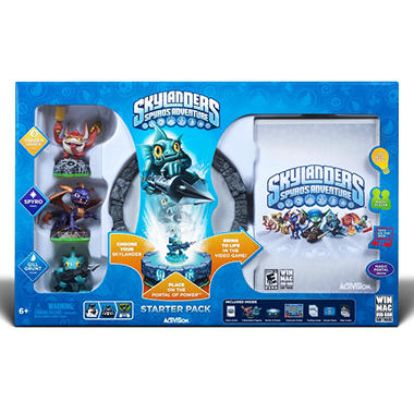 Skylanders: Spyro's Adventure Starter Pack - PC