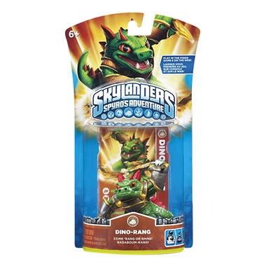 Skylanders Single Character Pack - Dino-Rang