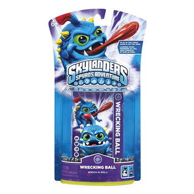 Skylanders Single Character Pack - Wrecking Ball