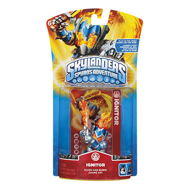 Skylanders Single Character Pack - Ignitor