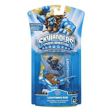 Skylanders Single Character Pack - Lightning Rod