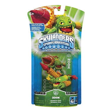 Skylanders Single Character Pack - Zook