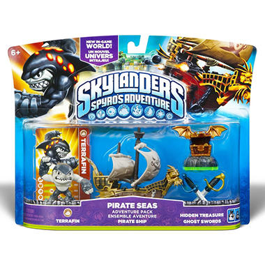 Skylanders Adventure Pack - Pirate Seas