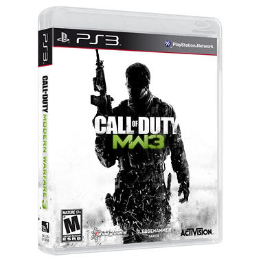 Call of Duty Modern Warfare 3 - PS3