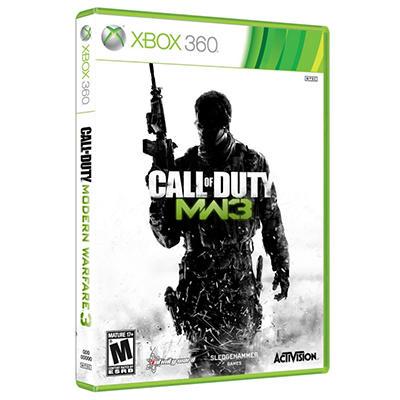 Call of Duty Modern Warfare 3 - Xbox 360