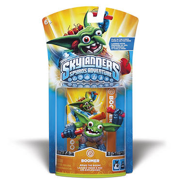 Skylanders Single Character Pack - Boomer
