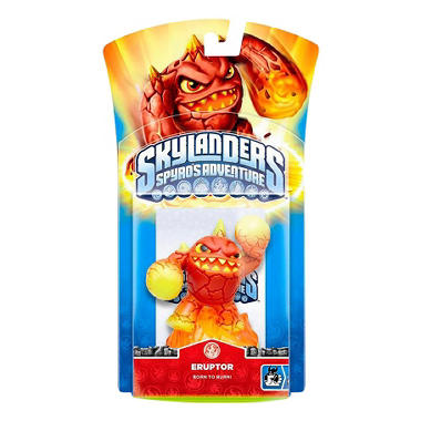 Skylanders Single Character Pack - Eruptor