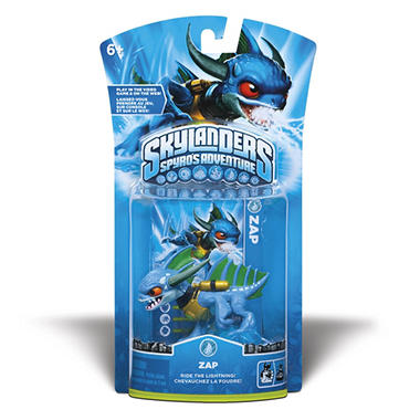 Skylanders Single Character Pack - Zap