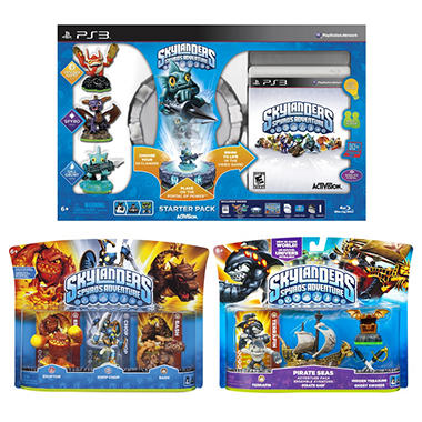 Skylanders Mega Pack - PS3