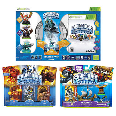 Skylanders Mega Pack - Xbox 360