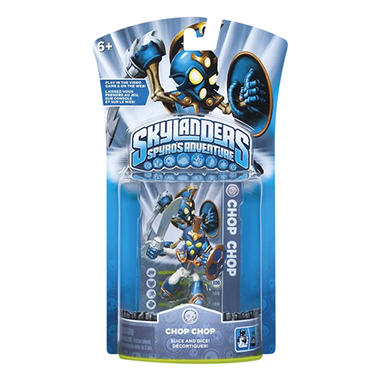 Skylanders Single Character Pack - Chop Chop