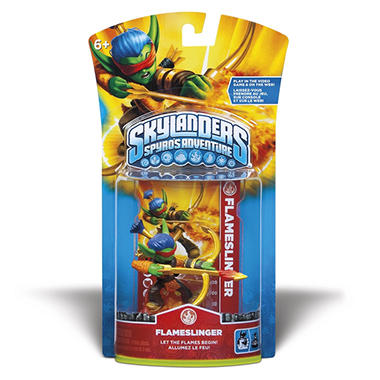 Skylanders Single Character Pack - Flameslinger