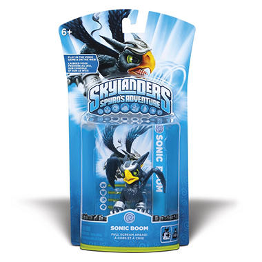 Skylanders Single Character Pack - Sonic Boom