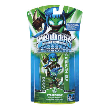 Skylanders Single Character Pack - Stealth Elf