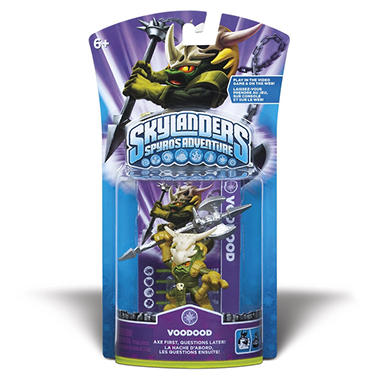 Skylanders Single Character Pack - Voodood
