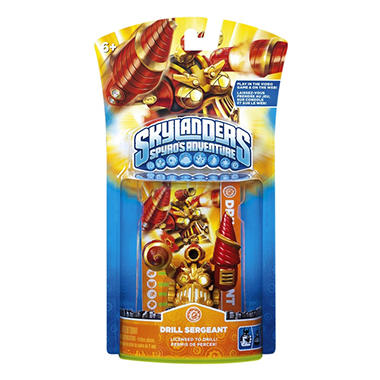 Skylanders Single Character Pack - Drill Sergeant
