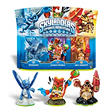 Skylanders 3 Character Pack with Whirlwind, Double Trouble and Drill Sergeant