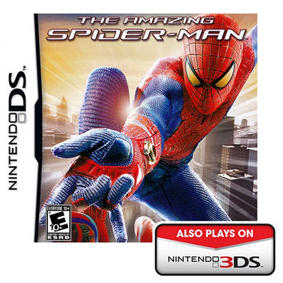 Amazing Spiderman - NDS