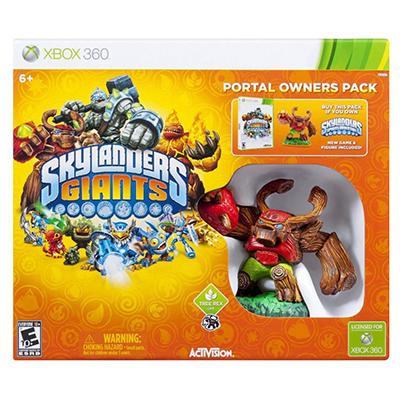 Skylanders Giants Portal Owners Pack - Xbox 360