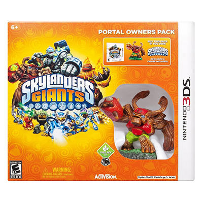 Skylanders Giants Portal Owners Pack - 3DS