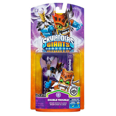 Skylanders Giants Single Character Pack - Double Trouble
