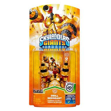 Skylanders Giants Single Character Pack - Drill Sergeant