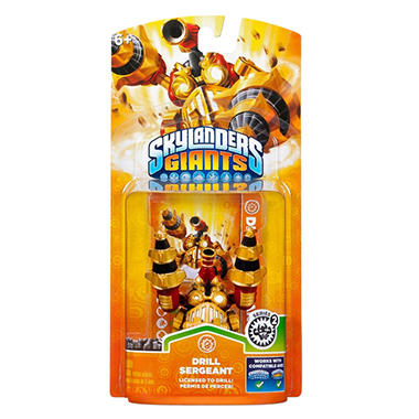 Skylanders Giants Single Character Pack - Drill Sergeant