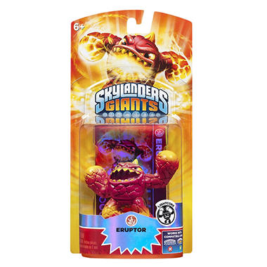 Skylanders Giants Single Character Pack - Eruptor