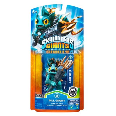 Skylanders Giants Single Character Pack - Gill Grunt