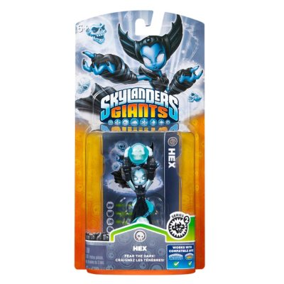 Skylanders Giants Single Character Pack - Hex