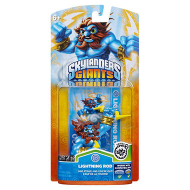 Skylanders Giants Single Character Pack - Lightning Rod