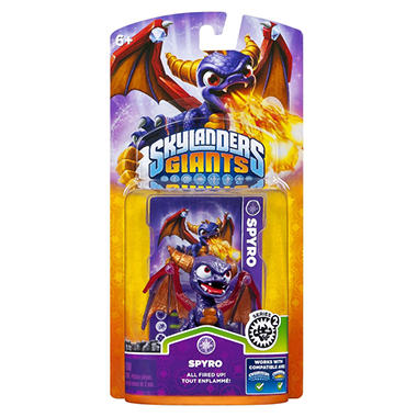 Skylanders Giants Single Character Pack - Spyro