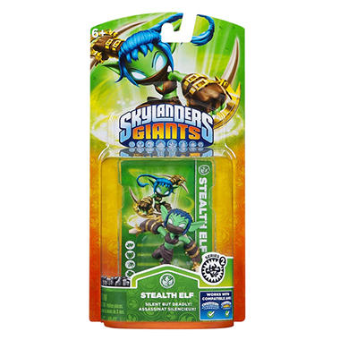Skylanders Giants Single Character Pack - Stealth Elf