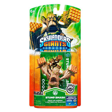 Skylanders Giants Single Character Pack - Stump Smash