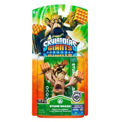 Skylanders Giants Single Character Pack - Stump Smash