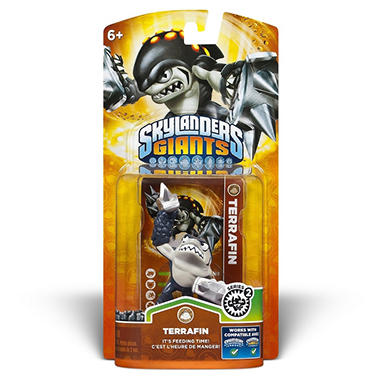 Skylanders Giants Single Character Pack - Terrafin