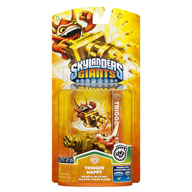Skylanders Giants Single Character Pack - Trigger Happy