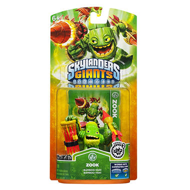 Skylanders Giants Single Character Pack - Zook