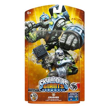 Skylanders Giants Single Character Pack (Giant) - Crusher