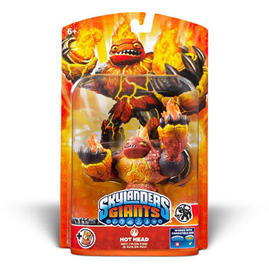 Skylanders Giants Single Character Pack (Giant) - Hot Head