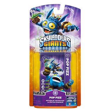 Skylanders Giants Single Character Pack - Pop Fizz