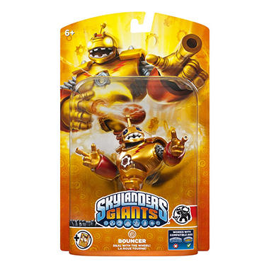Skylanders Giants Single Character Pack (Giant) - Bouncer