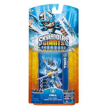 Skylanders Giants Single Character Pack - Chill