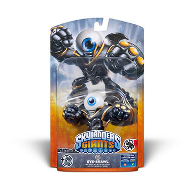 Skylanders Giants Single Character Pack (Giant) - Eye-Brawl