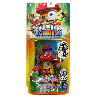 Skylanders Giants Light Core Single Character Pack - ShroomBoom