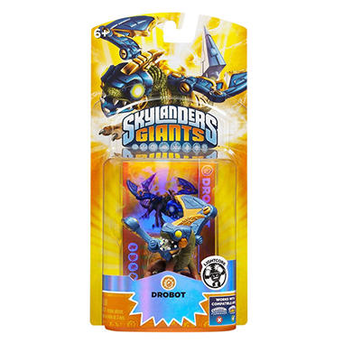 Skylanders Giants Light Core Single Character Pack - Drobot