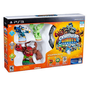 Exclusive Skylanders Giants Starter Pack - PS3