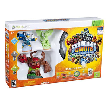 Exclusive Skylanders Giants Starter Pack - Xbox 360