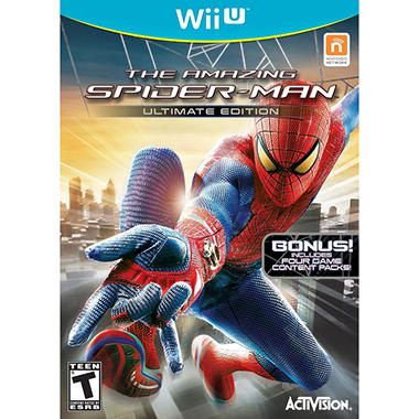 Amazing Spiderman: Ultimate Edition - Wii U
