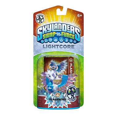 Skylanders Swap Force-Lightcore Flashwing